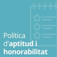 Política aptitud cat