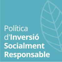Política d'Inversió Socialment Responsable